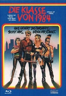 Class of 1984 - German Blu-Ray movie cover (xs thumbnail)