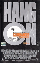 Cliffhanger - Finnish VHS cover (xs thumbnail)