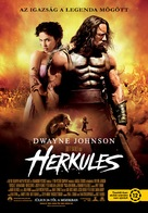 Hercules - Hungarian Movie Poster (xs thumbnail)