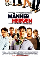 Männerherzen - German Movie Poster (xs thumbnail)
