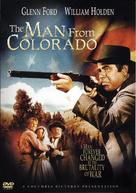The Man from Colorado - DVD cover (xs thumbnail)