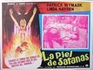 Satan's Skin - Mexican Movie Poster (xs thumbnail)