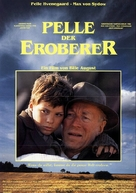 Pelle erobreren - German Movie Poster (xs thumbnail)