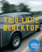 Two-Lane Blacktop - Blu-Ray cover (xs thumbnail)