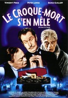 The Comedy of Terrors - French Movie Poster (xs thumbnail)
