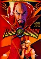 Flash Gordon - Spanish DVD cover (xs thumbnail)