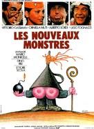 I nuovi mostri - French Movie Poster (xs thumbnail)