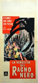 Earth vs. the Spider - Italian Movie Poster (xs thumbnail)