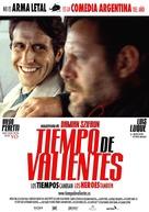 Tiempo de valientes - Spanish poster (xs thumbnail)