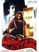 Sie tötete in Ekstase - French Movie Poster (xs thumbnail)