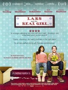 Lars and the Real Girl - British Movie Poster (xs thumbnail)