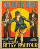 Champagne - Belgian Movie Poster (xs thumbnail)