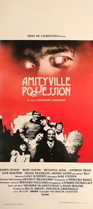 Amityville II: The Possession - Italian Movie Poster (xs thumbnail)