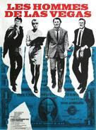 Las Vegas, 500 millones - French Movie Poster (xs thumbnail)