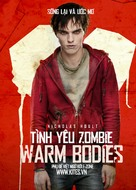 Warm Bodies - Vietnamese Movie Poster (xs thumbnail)