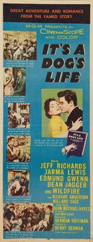 It's a Dog's Life - Movie Poster (xs thumbnail)