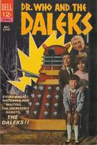 Dr. Who and the Daleks - poster (xs thumbnail)