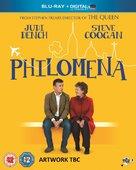 Philomena - British Blu-Ray movie cover (xs thumbnail)