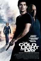 The Cold Light of Day - Danish Movie Poster (xs thumbnail)