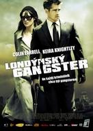 London Boulevard - Czech Movie Poster (xs thumbnail)