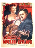 Il delitto di Giovanni Episcopo - Italian Movie Poster (xs thumbnail)