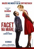 Un homme à la hauteur - Polish Movie Poster (xs thumbnail)