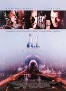 Artificial Intelligence: AI - Italian Movie Poster (xs thumbnail)