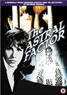The Astral Factor - British DVD movie cover (xs thumbnail)