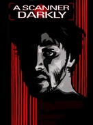 A Scanner Darkly - DVD cover (xs thumbnail)