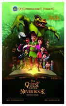 Peter Pan: The Quest for the Never Book - Movie Poster (xs thumbnail)