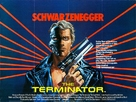The Terminator - British Movie Poster (xs thumbnail)