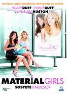 Material Girls - Turkish Movie Cover (xs thumbnail)