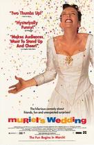 Muriel's Wedding - Movie Poster (xs thumbnail)