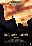 El rey de la montaña - Turkish Movie Poster (xs thumbnail)