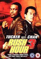 Rush Hour 3 - British DVD movie cover (xs thumbnail)