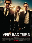 The Hangover Part III - French Movie Poster (xs thumbnail)