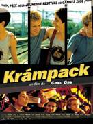 Krámpack - French Movie Poster (xs thumbnail)