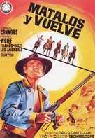 Ammazzali tutti e torna solo - Spanish Movie Poster (xs thumbnail)