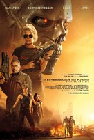 Terminator: Dark Fate - Brazilian Movie Poster (xs thumbnail)