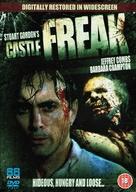 Castle Freak - British DVD cover (xs thumbnail)