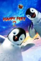 Happy Feet Two - Danish Movie Poster (xs thumbnail)