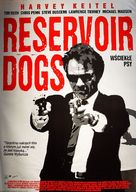 Reservoir Dogs - Polish Movie Poster (xs thumbnail)