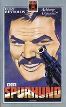 Shamus - German VHS cover (xs thumbnail)