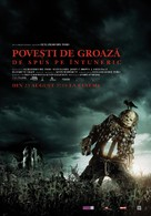 Scary Stories to Tell in the Dark - Romanian Movie Poster (xs thumbnail)