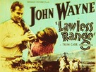 Lawless Range - Movie Poster (xs thumbnail)