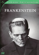 Frankenstein - Turkish Movie Cover (xs thumbnail)