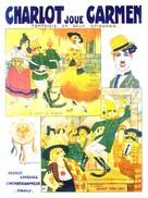 Burlesque on Carmen - French Movie Poster (xs thumbnail)