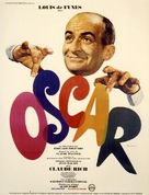 Oscar - French Movie Poster (xs thumbnail)
