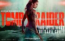 Tomb Raider - Argentinian Movie Poster (xs thumbnail)