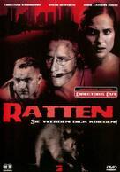 Ratten - sie werden dich kriegen! - German Movie Cover (xs thumbnail)